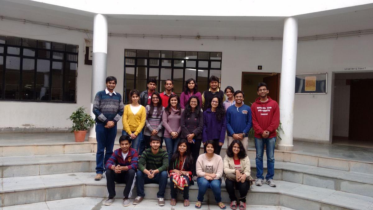 The Mooters: The Moot Court Committee, NLU Jodhpur
