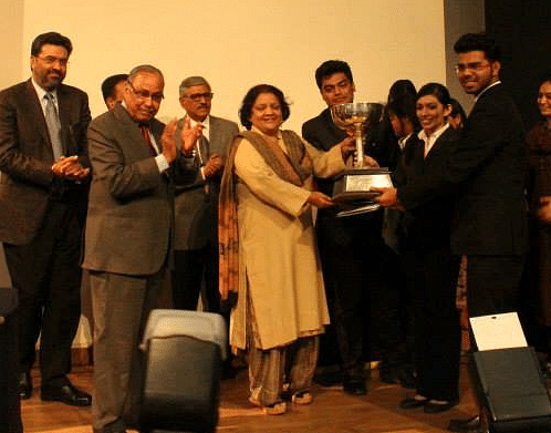 Amity Law Noida wins AIL Mohali's Checkmate Moot Court Competition, NMIMS clinch second