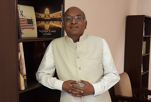 One can only hope that liberal values don't get submerged in these times of majoritarianism-In Conversation with Raju Ramachandran