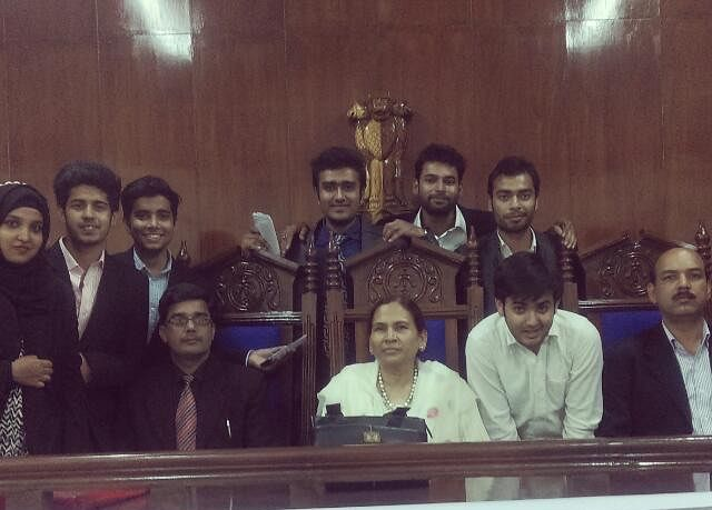 The Mooters: The Moot Court Committee, Faculty of Law, Jamia Millia Islamia