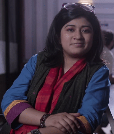 Working Title: The Lawyer and the Comedienne – TVF's Nidhi Bisht