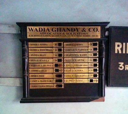 Wadia Ghandy ups Partner count; Five Senior Associates made Partner