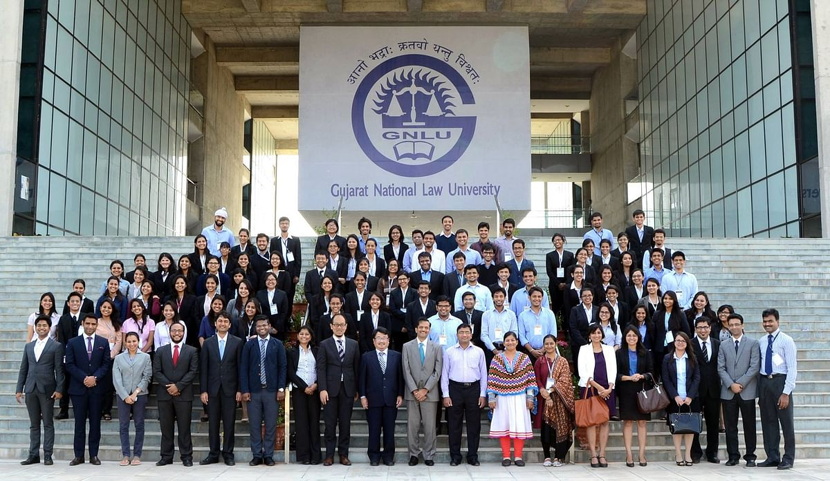 The Mooters: The Moot Court Committee, GNLU