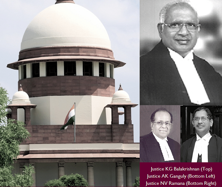 When judging judges, does the Supreme Court of India chicken out?