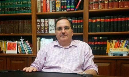 Senior Advocate Darius Khambata