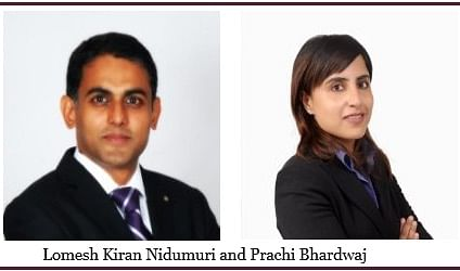 Lomesh Kiran Nidumuri made Partner at IndusLaw; Firm also gets Director – Branding and Practice Support