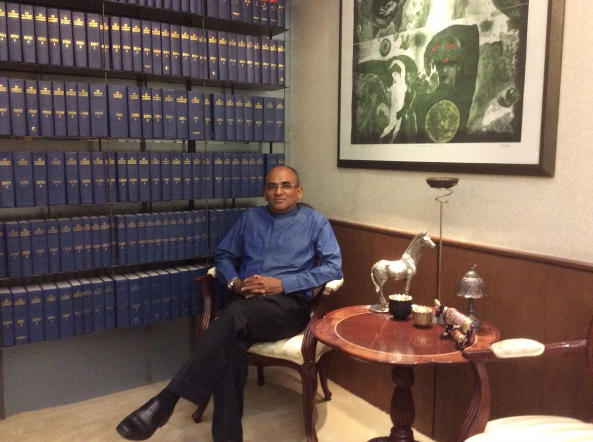 Senior Advocate Sanjay Jain appointed ASG in Supreme Court