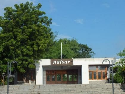 NALSAR students took the TV channel to task for filming them coming out of a pub