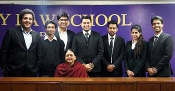 The Mooters: The Moot Court Society, Amity Law School, Delhi (IP University)