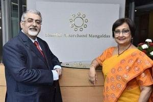 Shardul Shroff & Pallavi Shroff