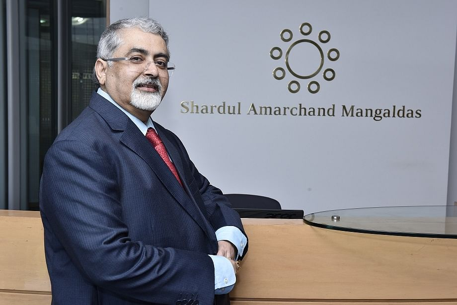 """""""We don't have a non-compete, we are clearly competing firms"""" Shardul Shroff, Shardul Amarchand Mangaldas & Co – Part 1"""