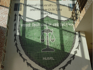 National University of Study and Research in Law