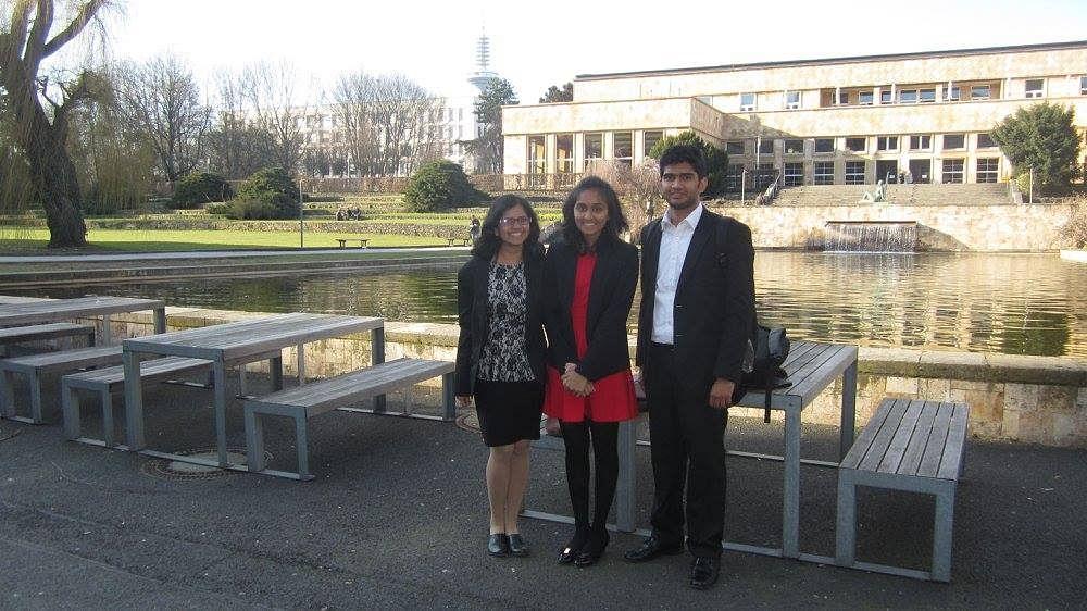 Meet the NLU, Delhi team, second runners-up at Frankfurt Investment Arbitration Moot