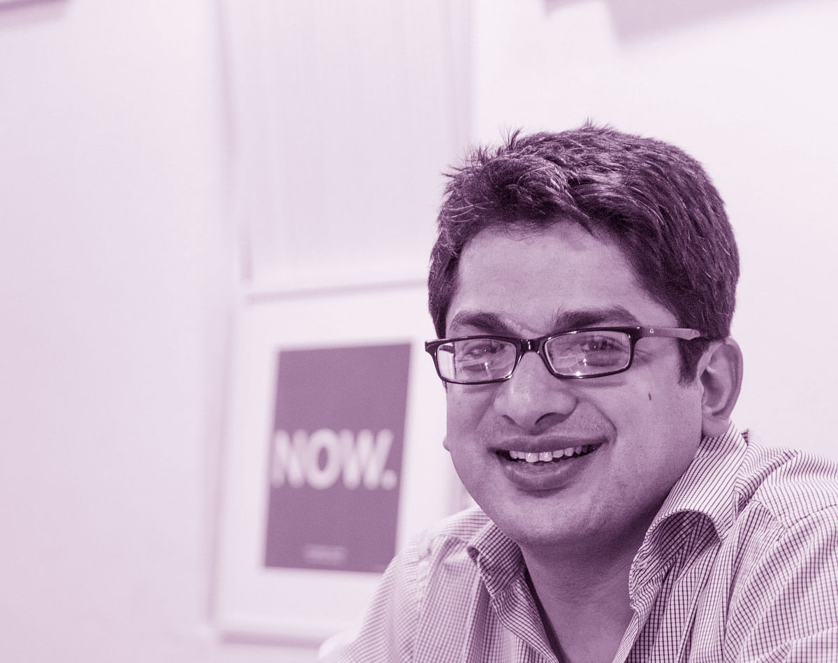 """It was mostly one day at a time"" – Ankur Singla, CEO and founder, Akosha"