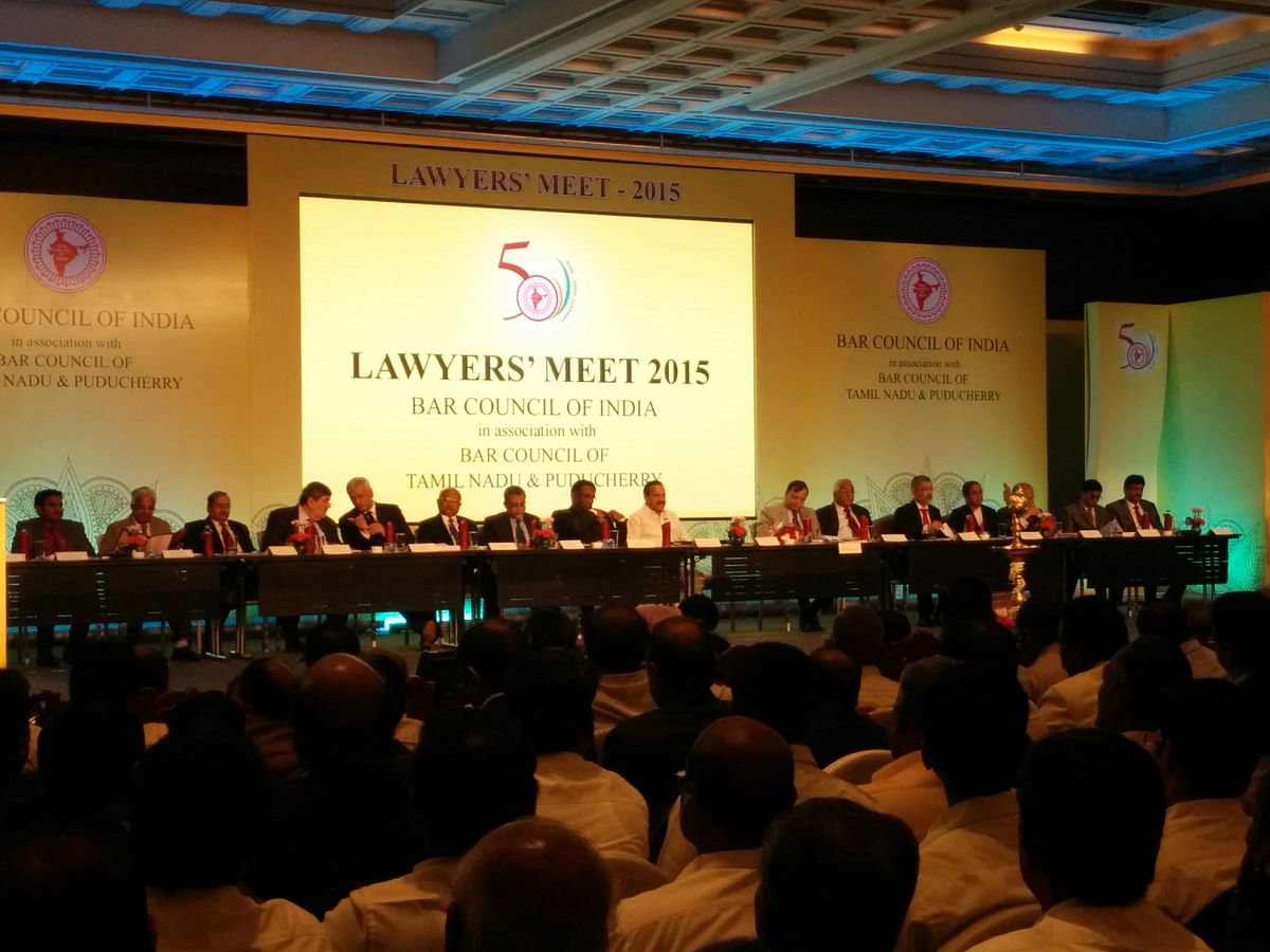 National Litigation Policy to be in place soon – Law Minister Gowda