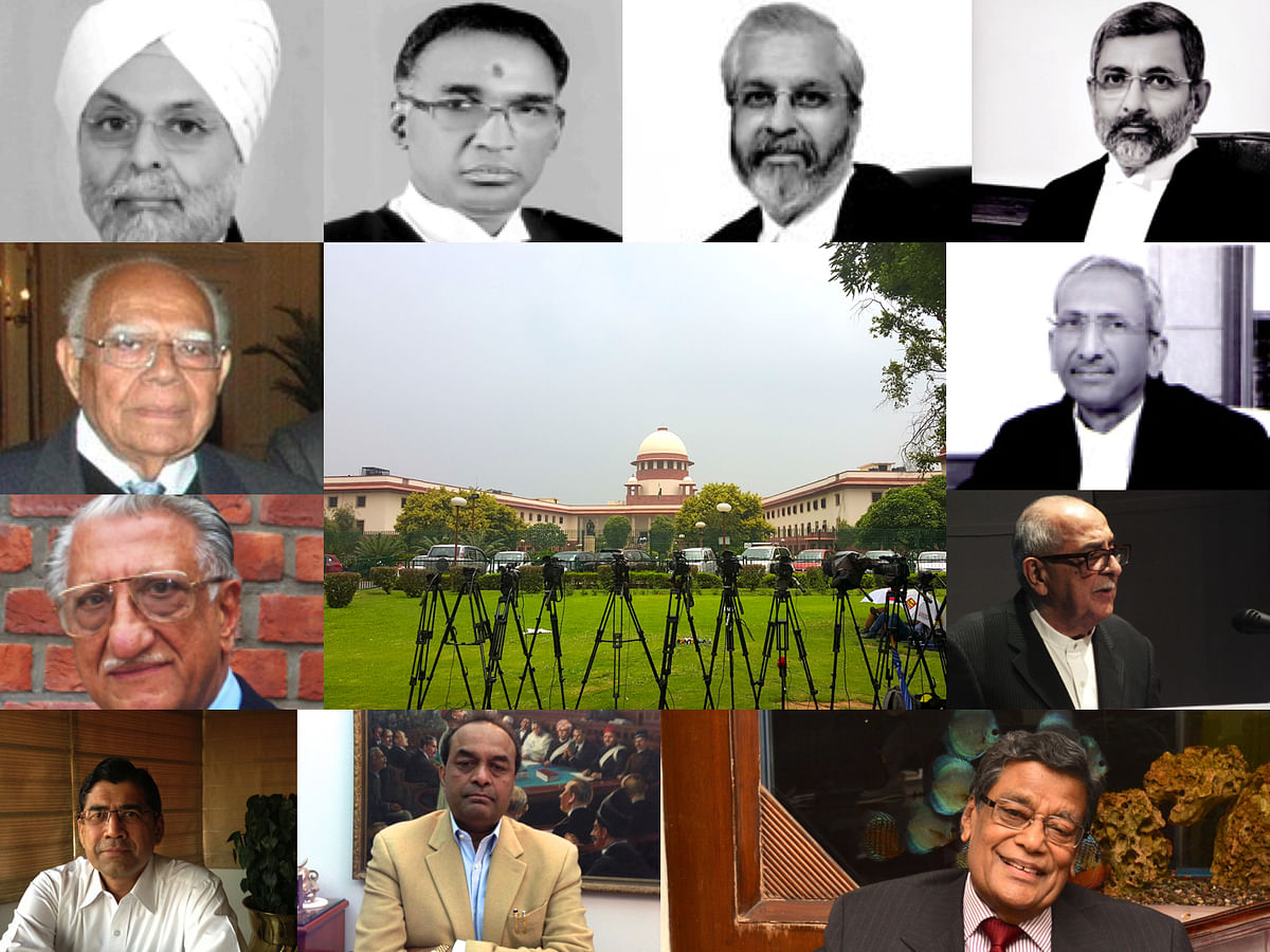 #Collegium system to stay, NJAC out after SC strikes down 99th Constitutional Amendment [Read Judgment]