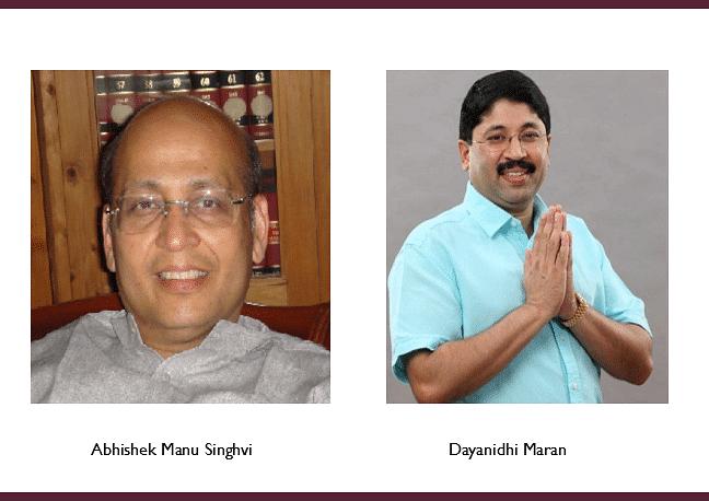 Can Abhishek Manu Singhvi get bail for Dayanidhi Maran?