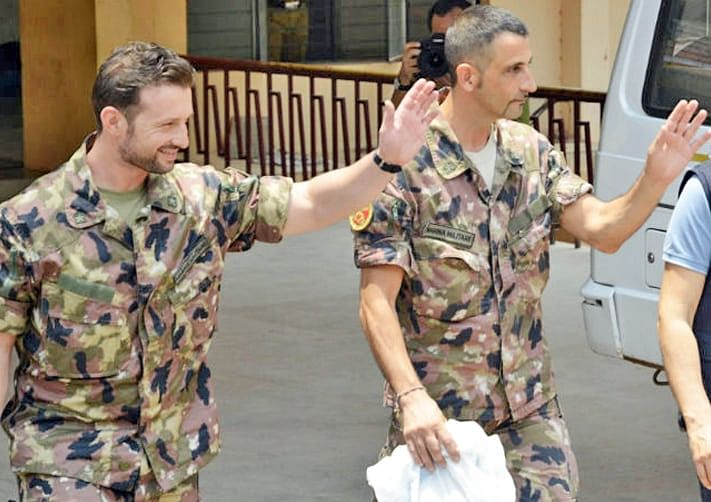 #ItalianMarines: ITLOS orders suspension of judicial proceedings
