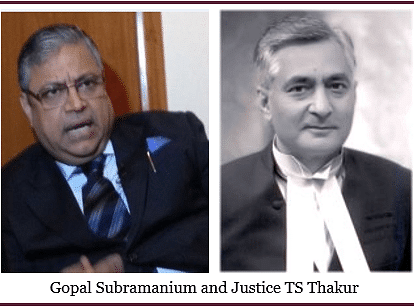 Supreme Court reluctant to entertain Katju's petition challenging condemnation in Parl.