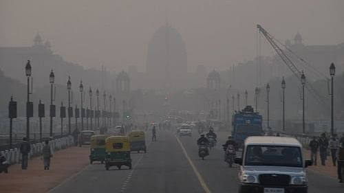 [BREAKING] President promulgates Ordinance to tackle air pollution in Delhi-NCR