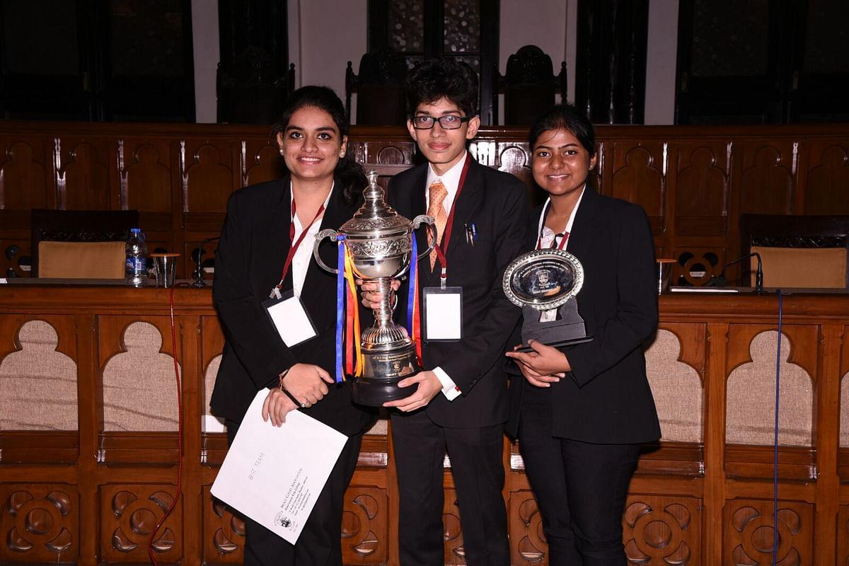 Winning GLC Team