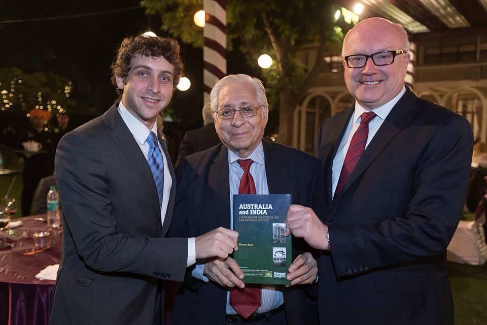Liberalisation can be mutually beneficial – Shaun Star, Australia India Youth Dialogue