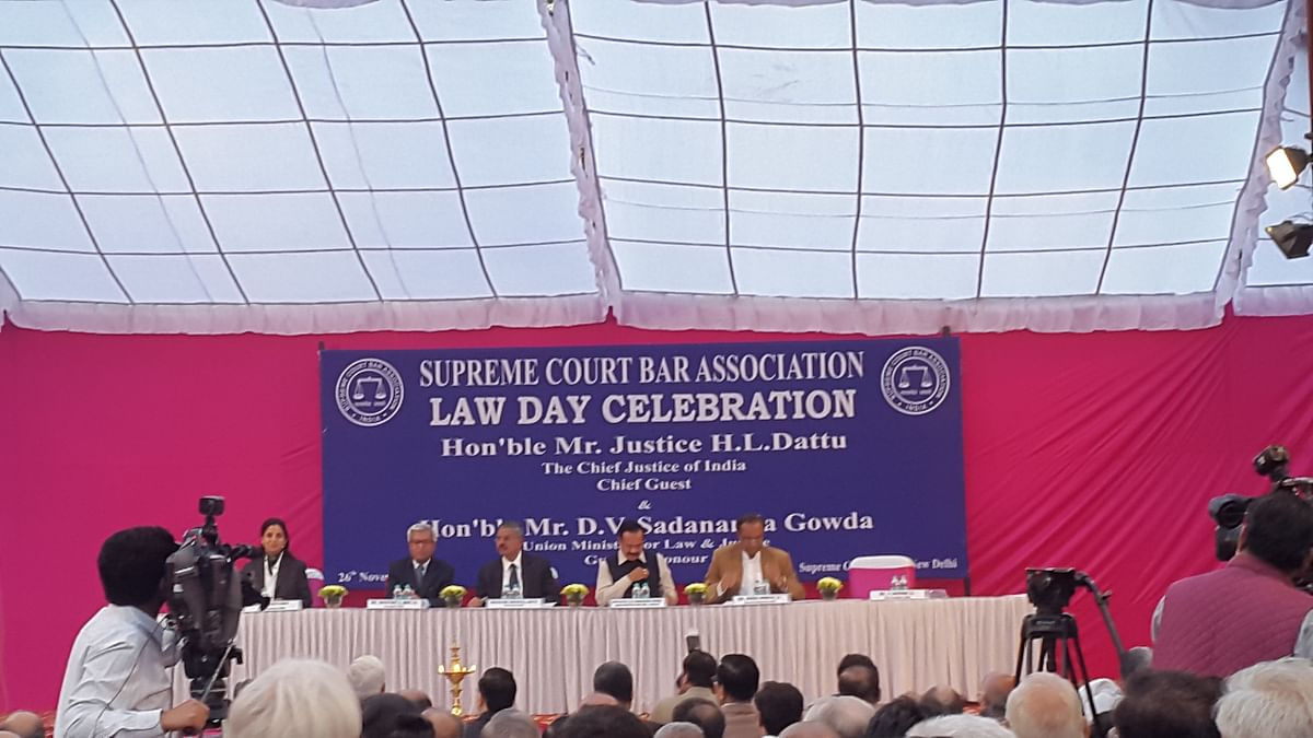 2014 witnessed highest disposal of cases by Supreme Court – 83,013, says CJI Dattu