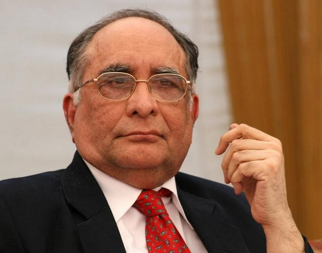 The Verdictum: ex-Chief Justice of India, SH Kapadia