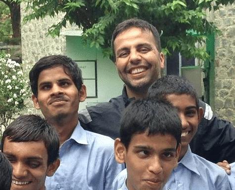 'Jaggi Paaji' and his boys