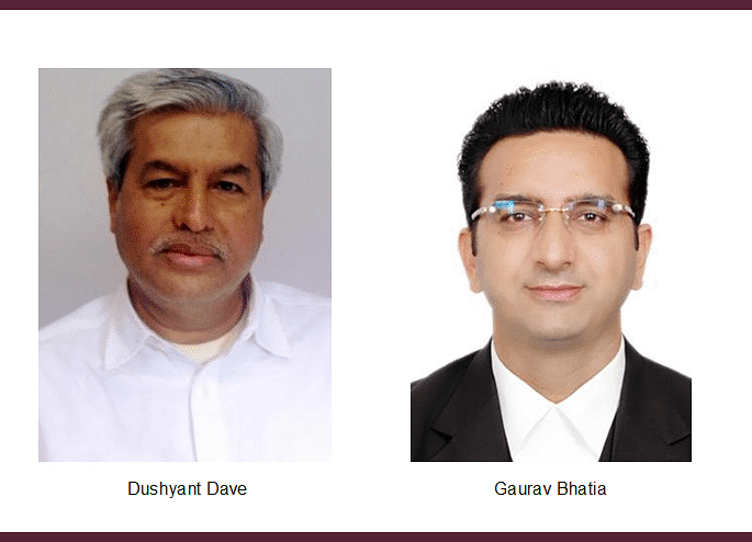 Rift between SCBA President and Secretary; Dave absents himself from Eqbal J. farewell