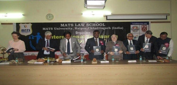 MATS Law School signs MoUs with MNLU Mumbai, two Polish universities