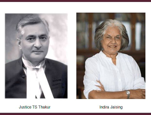 """""""Monopoly at the Bar of a handful of Seniors affecting access to justice"""", Indira Jaising"""