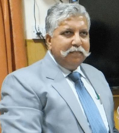 Prof Paramjit Jaswal