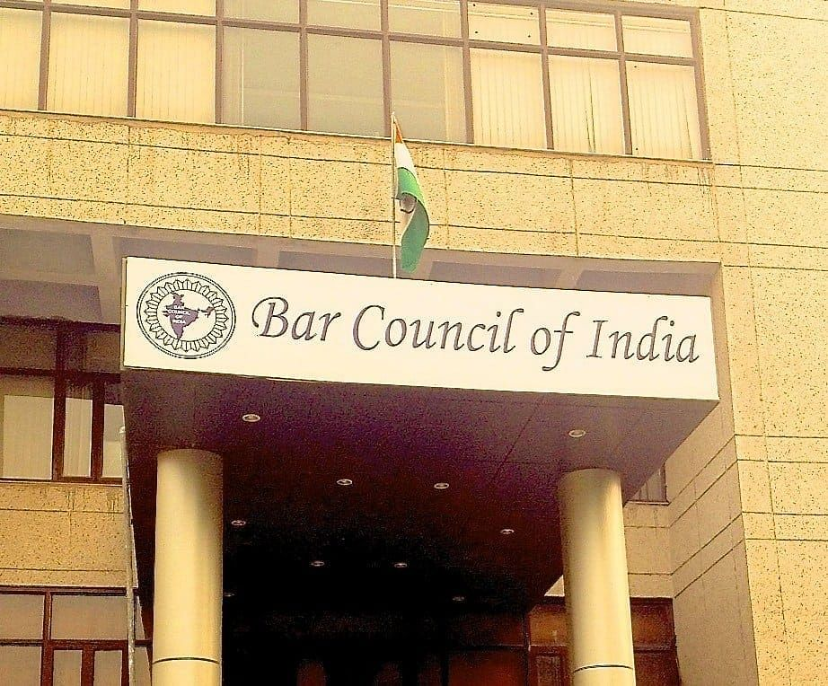 The Bar Council of India