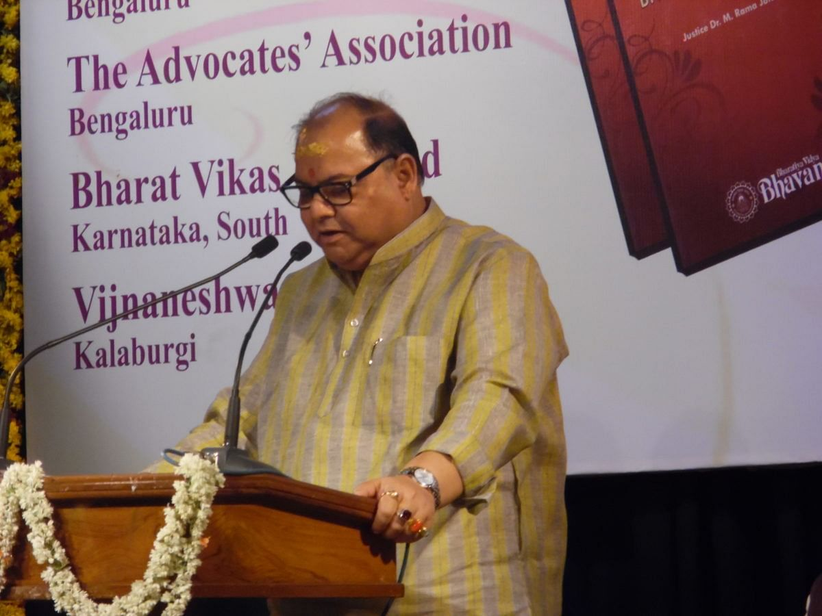 Bangalore Advocates Association calls for transfer of Chief Justice SK Mukherjee