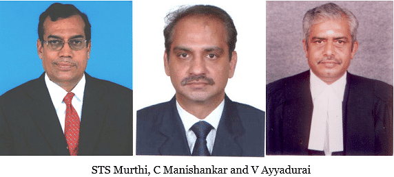 Three new Additional Advocates-General appointed in Madras High Court