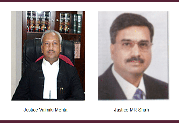 Will withdraw judicial work from MR Shah, Valmiki Mehta JJ., CJI Thakur warns Centre