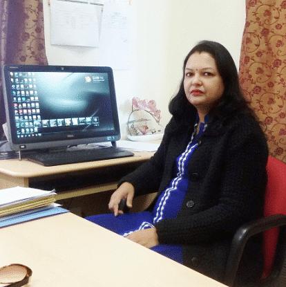 Dr Jyoti Mozika (NEHU)