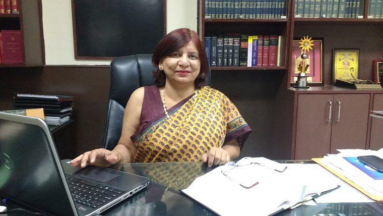 Dr. Poonam Saxena, VC of NLU Jodhpur