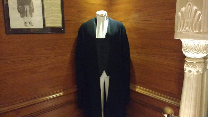 Gujarat High Court Chief Justice urged to relax dress code, wearing of black coats and gowns for Judicial Officers amid COVID-19