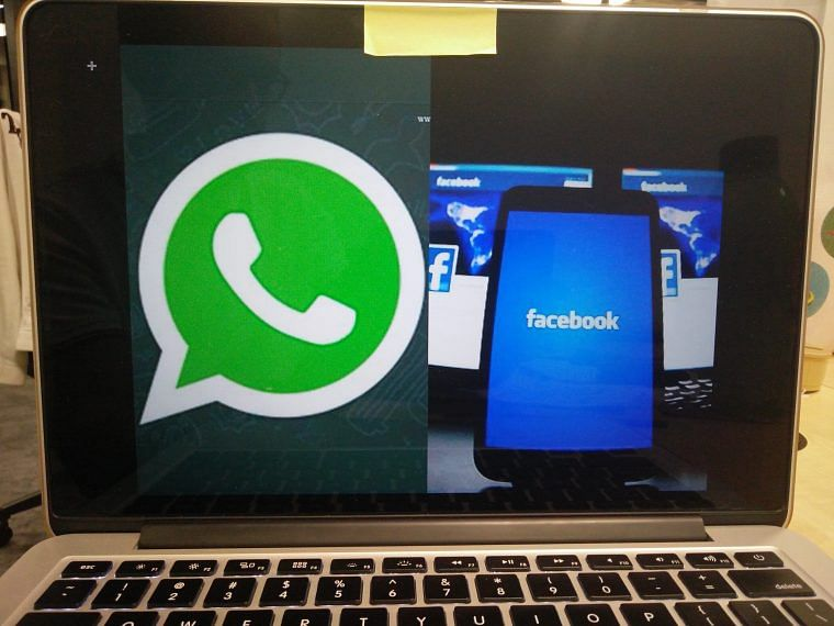 WhatsApp and Facebook