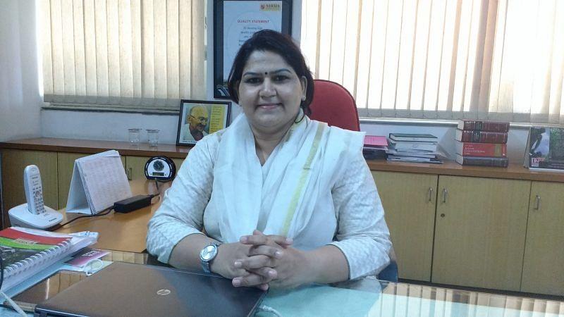 Nirma Director Dr. Purvi Pokhariyal