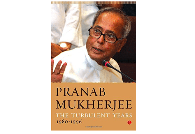 """Five lawyers file suit against Pranab Mukherjee for """"objectionable"""" statements in his book [Updated]"""
