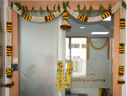 Luthra & Luthra moves to larger office in Bangalore