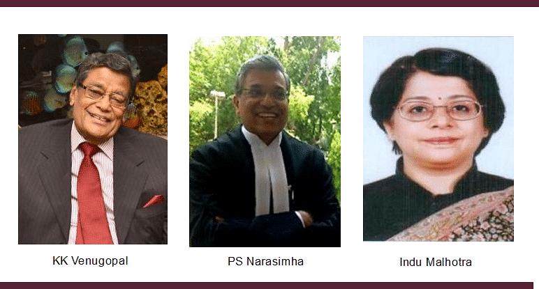 BN Sri Krishna J., KKV, Indu Malhotra, PS Narasimha & Ors in committee to review Institutionalization of Arbitration