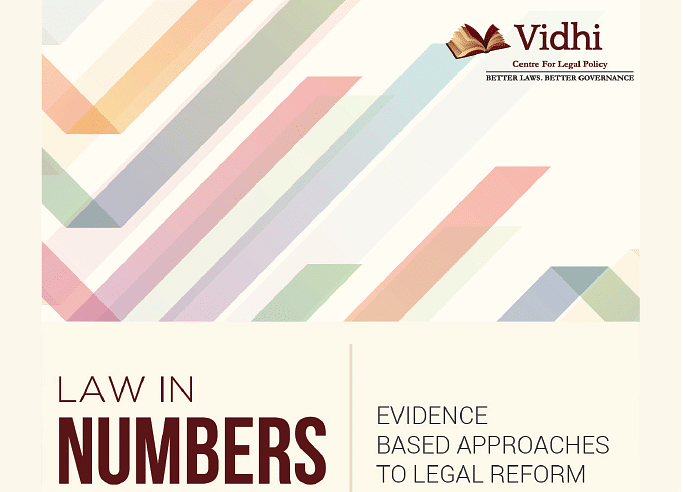 Five interesting takeaways from Vidhi Centre for Legal Policy's Law in Numbers