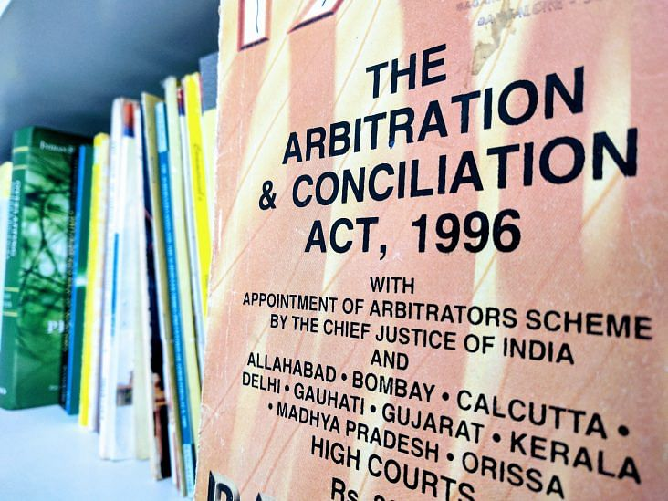 Can Arbitral Tribunal whose mandate is extinguished by Section 29A continue arbitration? SC asks Gujarat HC to decide