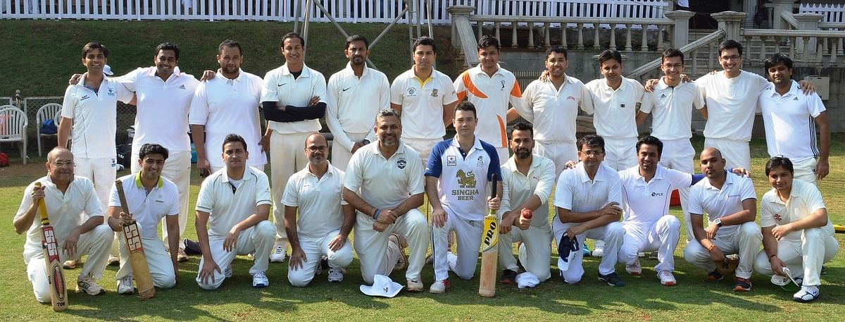 Lawyers beat bankers in Duane Morris & Selvam charity cricket match