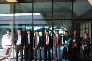 Law firms convene at GNLU to discuss reforms in Commercial Laws