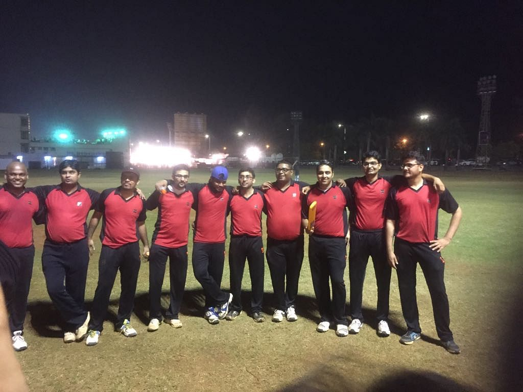 ELP wins Masters Cricket Cup for second time in a row